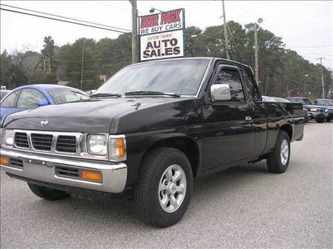 1996 Nissan Pickup for sale at Deer Park Auto Sales Corp in Newport News VA