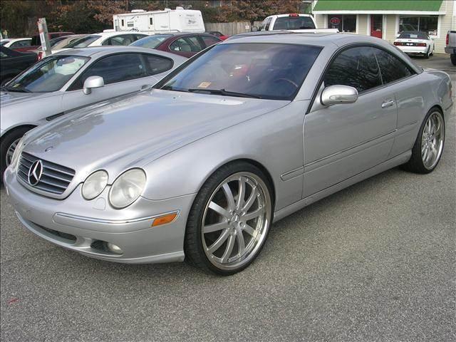 2002 Mercedes Benz CL Class CL500   Newport News VA