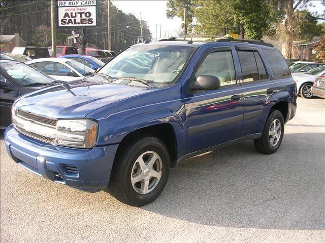 2005 Chevrolet Trailblazer Ls 4wd 4dr Suv In Newport News Va Deer