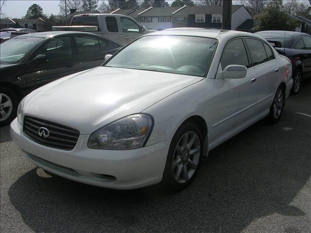 2002 Infiniti Q45 for sale at Deer Park Auto Sales Corp in Newport News VA
