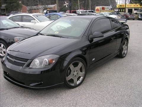 2005 Chevrolet Cobalt for sale at Deer Park Auto Sales Corp in Newport News VA