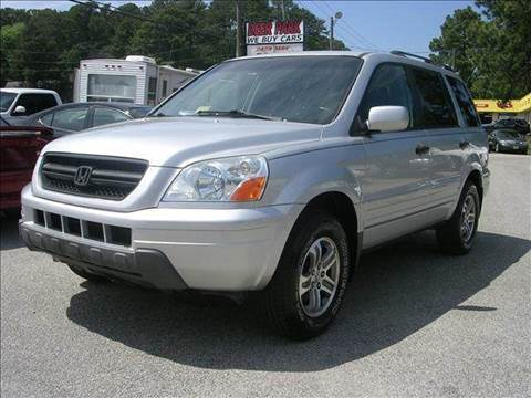2005 Honda Pilot for sale at Deer Park Auto Sales Corp in Newport News VA