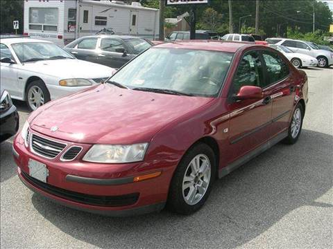 2005 Saab 9-3 for sale at Deer Park Auto Sales Corp in Newport News VA