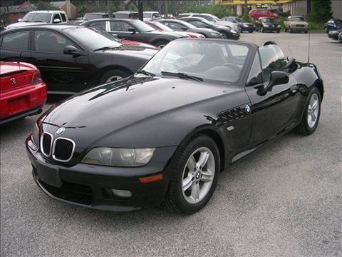 2002 BMW Z3 for sale at Deer Park Auto Sales Corp in Newport News VA