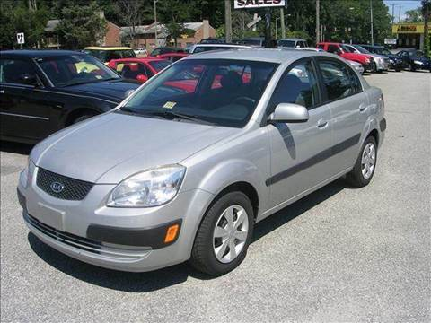 2006 Kia Rio for sale at Deer Park Auto Sales Corp in Newport News VA