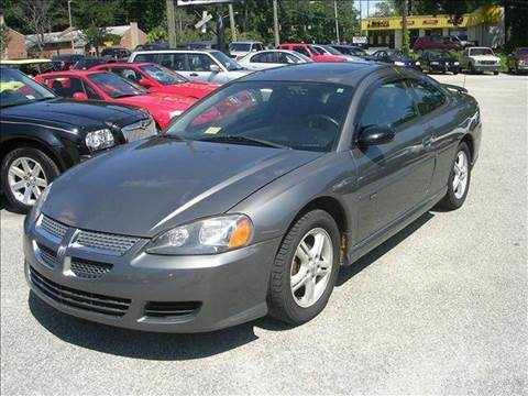 2005 Dodge Stratus for sale at Deer Park Auto Sales Corp in Newport News VA