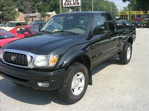 2003 Toyota Tacoma for sale at Deer Park Auto Sales Corp in Newport News VA