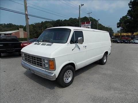 1985 Dodge Ram Van for sale at Deer Park Auto Sales Corp in Newport News VA