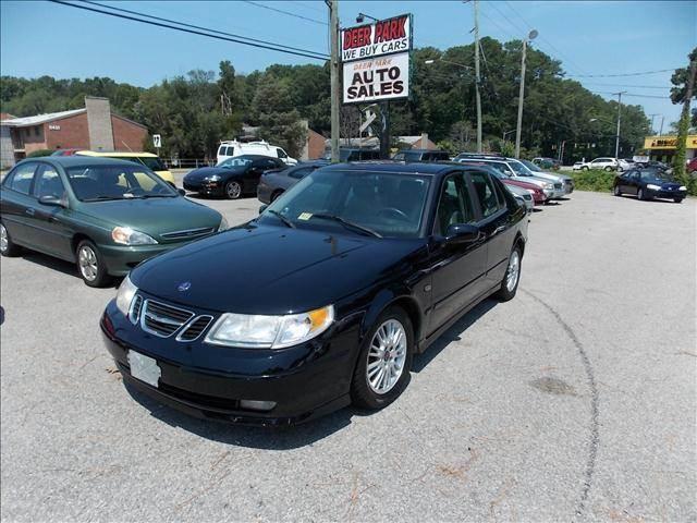 2005 Saab 9-5 for sale at Deer Park Auto Sales Corp in Newport News VA