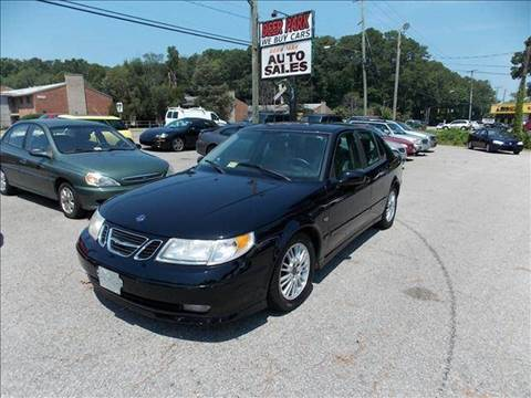 2005 Saab 9-5 for sale at Deer Park Auto Sales Corp in Newport News VA