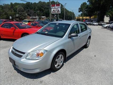 2006 Chevrolet Cobalt for sale at Deer Park Auto Sales Corp in Newport News VA