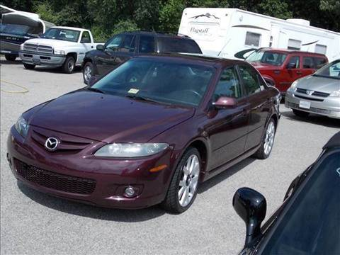 2006 Mazda MAZDA6 for sale at Deer Park Auto Sales Corp in Newport News VA