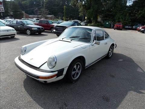 1974 Porsche 911 for sale at Deer Park Auto Sales Corp in Newport News VA
