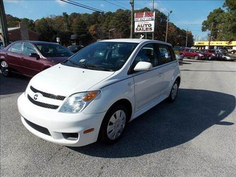 2006 Scion xA for sale at Deer Park Auto Sales Corp in Newport News VA