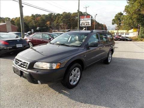2005 Volvo XC70 for sale at Deer Park Auto Sales Corp in Newport News VA