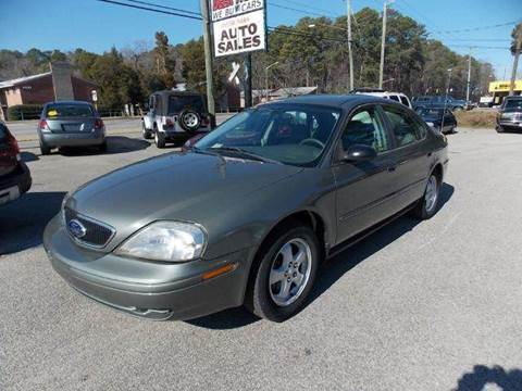 2004 Ford Taurus for sale at Deer Park Auto Sales Corp in Newport News VA