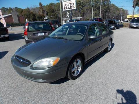 2003 Ford Taurus for sale at Deer Park Auto Sales Corp in Newport News VA