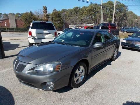 2005 Pontiac Grand Prix for sale at Deer Park Auto Sales Corp in Newport News VA