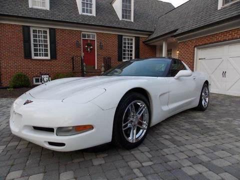 1997 Chevrolet Corvette for sale at Deer Park Auto Sales Corp in Newport News VA
