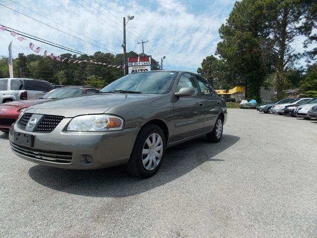 2005 Nissan Sentra 1.8 S 4dr Sedan   Newport News VA