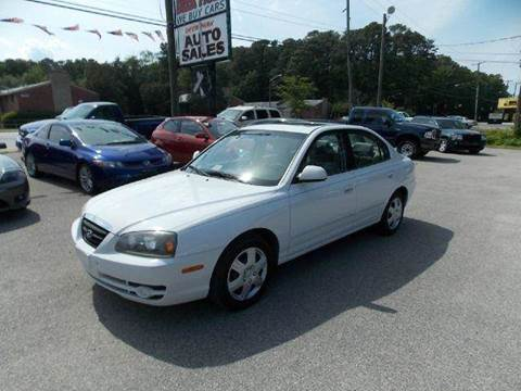 2006 Hyundai Elantra for sale at Deer Park Auto Sales Corp in Newport News VA