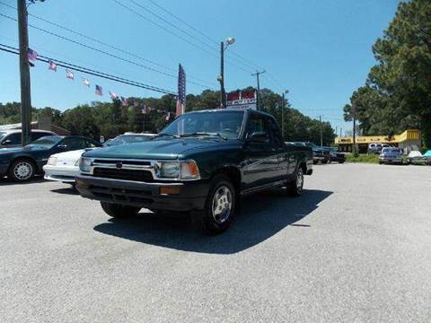 1992 Toyota Pickup for sale at Deer Park Auto Sales Corp in Newport News VA