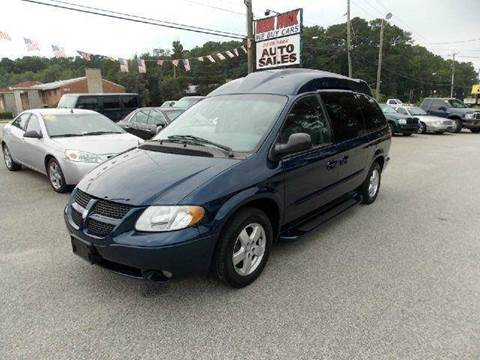 2002 Dodge Grand Caravan for sale at Deer Park Auto Sales Corp in Newport News VA
