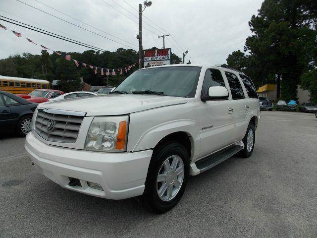 2003 Cadillac Escalade for sale at Deer Park Auto Sales Corp in Newport News VA