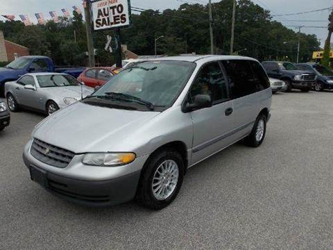 2000 Chrysler Voyager for sale at Deer Park Auto Sales Corp in Newport News VA