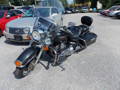 2007 Harley-Davidson Road King for sale at Deer Park Auto Sales Corp in Newport News VA