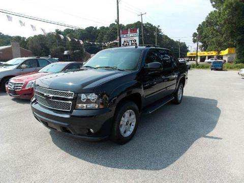 2007 Chevrolet Avalanche for sale at Deer Park Auto Sales Corp in Newport News VA