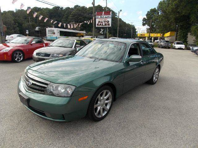 2003 Infiniti M45 for sale at Deer Park Auto Sales Corp in Newport News VA