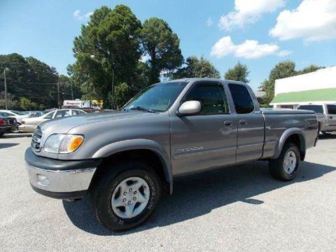 2000 Toyota Tundra for sale at Deer Park Auto Sales Corp in Newport News VA