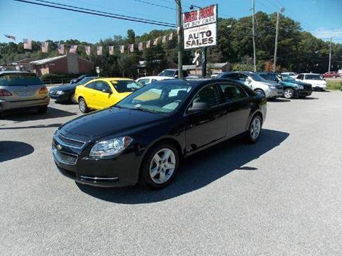 2009 Chevrolet Malibu for sale at Deer Park Auto Sales Corp in Newport News VA