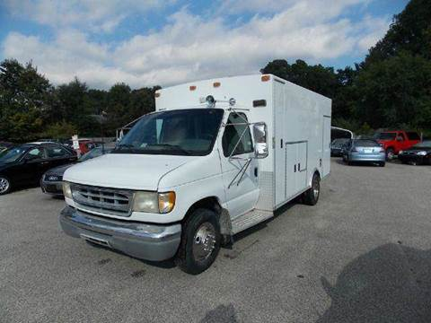 1997 Ford E-Series Cargo for sale at Deer Park Auto Sales Corp in Newport News VA