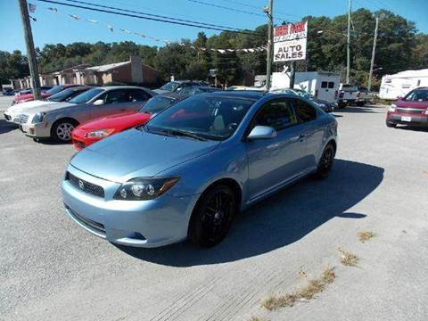 2008 Scion tC for sale at Deer Park Auto Sales Corp in Newport News VA