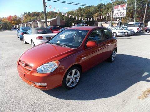 2009 Hyundai Accent for sale at Deer Park Auto Sales Corp in Newport News VA