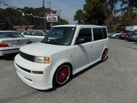 2004 Scion xB for sale at Deer Park Auto Sales Corp in Newport News VA