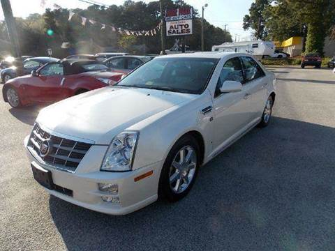 2008 Cadillac STS for sale at Deer Park Auto Sales Corp in Newport News VA