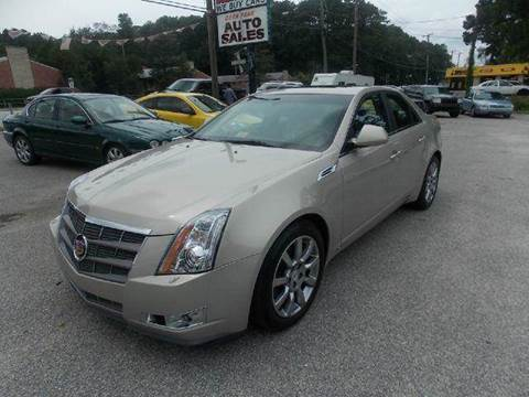 2009 Cadillac CTS for sale at Deer Park Auto Sales Corp in Newport News VA