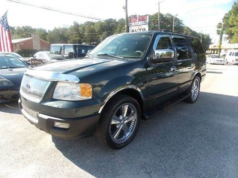 2004 Ford Expedition for sale at Deer Park Auto Sales Corp in Newport News VA
