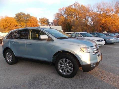 2008 Ford Edge for sale at Deer Park Auto Sales Corp in Newport News VA