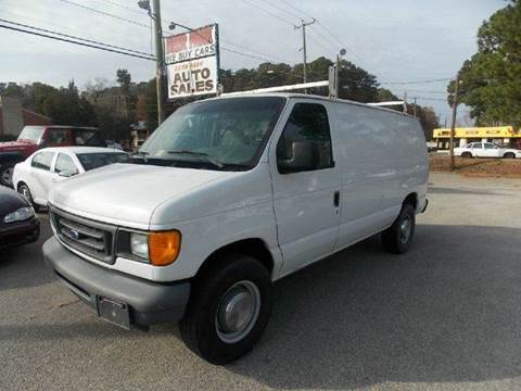 2005 Ford E-Series Cargo for sale at Deer Park Auto Sales Corp in Newport News VA