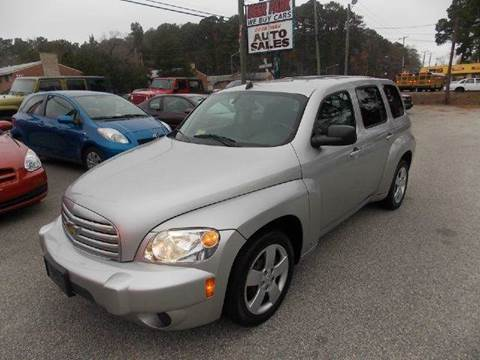 2008 Chevrolet HHR for sale at Deer Park Auto Sales Corp in Newport News VA