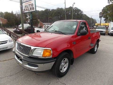 2004 Ford F-150 Heritage for sale at Deer Park Auto Sales Corp in Newport News VA