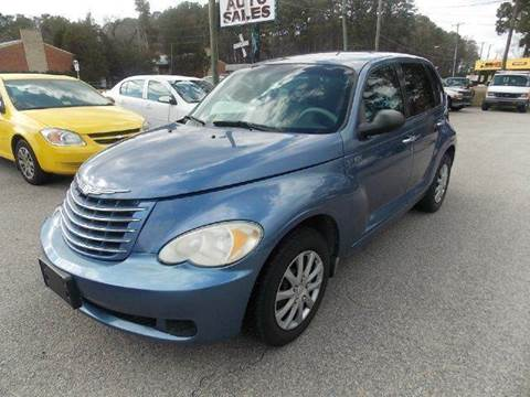 2006 Chrysler PT Cruiser for sale at Deer Park Auto Sales Corp in Newport News VA