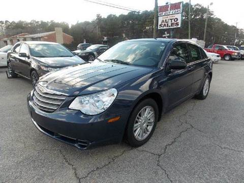 2007 Chrysler Sebring for sale at Deer Park Auto Sales Corp in Newport News VA