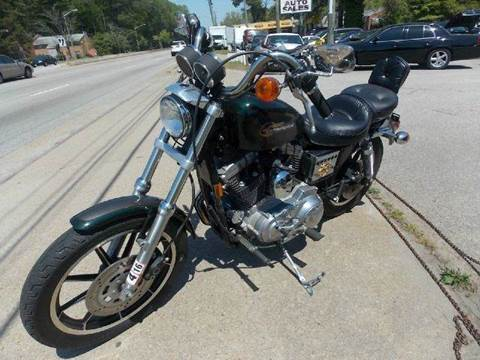 1995 Harley-Davidson Sportster 1200 for sale at Deer Park Auto Sales Corp in Newport News VA