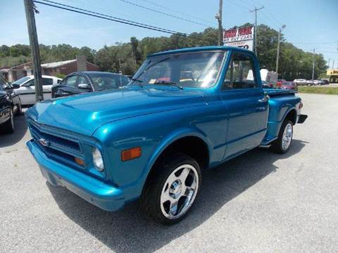1968 Chevrolet C/K 10 Series for sale at Deer Park Auto Sales Corp in Newport News VA