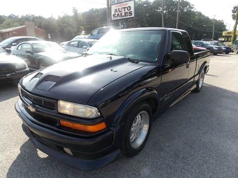 1999 Chevrolet S-10 for sale at Deer Park Auto Sales Corp in Newport News VA
